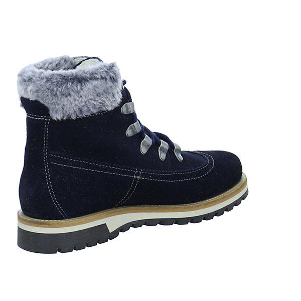 Tamaris, Charlotte Winterstiefeletten, blau beliebte  Gute Qualität beliebte blau Schuhe 455fd5