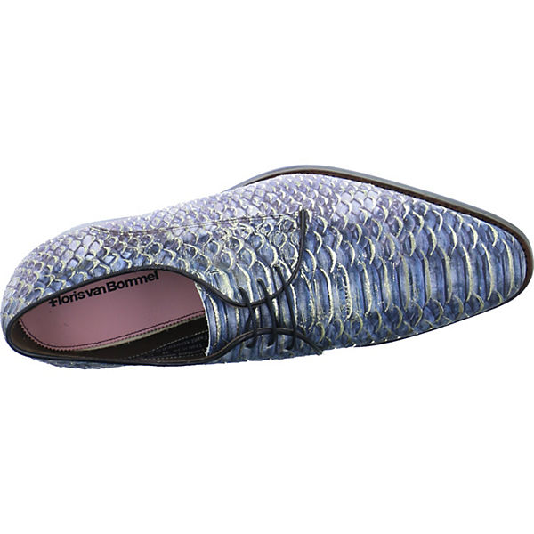 Van Qualität Bommel Business-Schnürschuhe blau  Gute Qualität Van beliebte Schuhe e1ce26