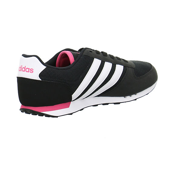 adidas Sport Sneakers Inspired, City Racer W Sneakers Sport Low, schwarz   b7f288