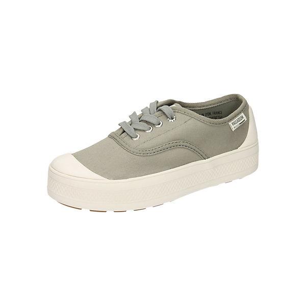 Sneakers Palladium Palladium Low Sneakers Low grün qx8ExrtB