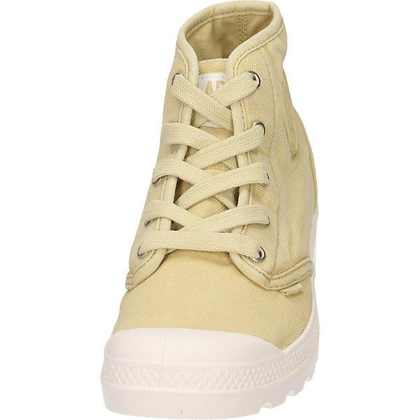 Palladium, gelb Turnschuhes High, gelb Palladium, Gute Qualität beliebte Schuhe 5f58c5
