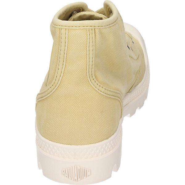 Palladium, Sneakers Sneakers Palladium, High, gelb   e8f199