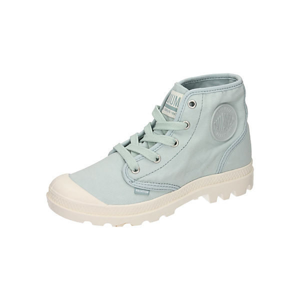 Sneakers Palladium Sneakers High Palladium blau 8qP1qxR
