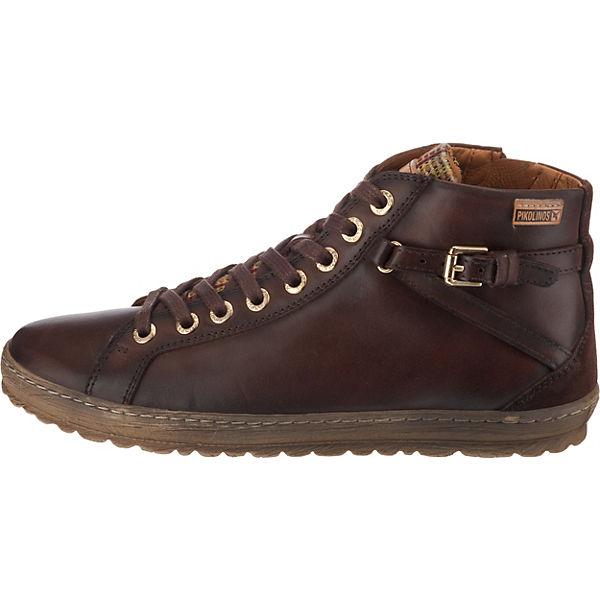 Pikolinos, LAGO Schnürstiefeletten, dunkelbraun  Gute Qualität beliebte beliebte beliebte Schuhe 383eaf