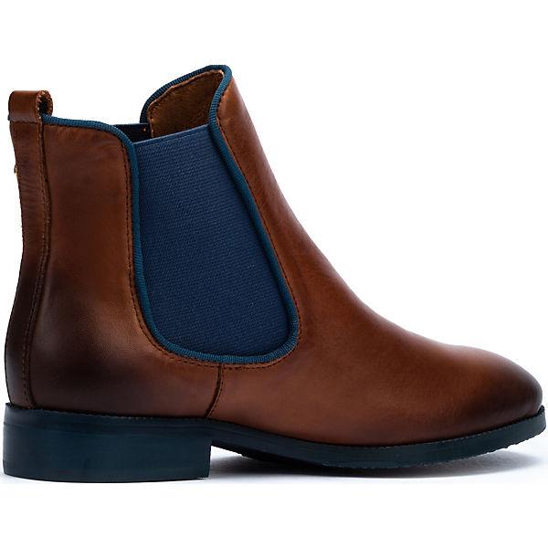 Pikolinos,  ROYAL Chelsea Boots, braun/blau  Pikolinos, Gute Qualität beliebte Schuhe 04f4ba