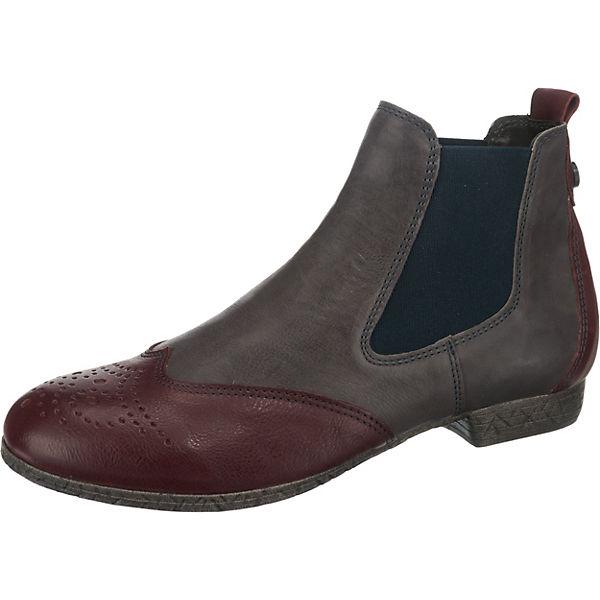 Think grau Think Chelsea Boots rot Chelsea Boots 5xa0TqOww