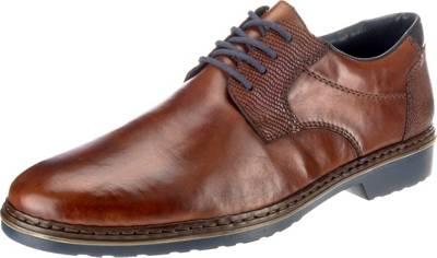 rieker, Business Schuhe, braun