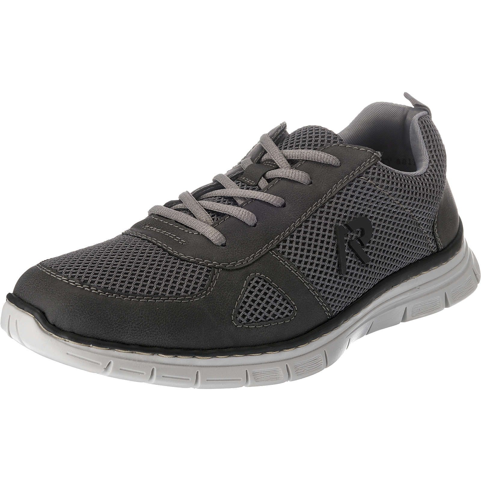 rieker Sneakers Low grau Herren Gr. 45