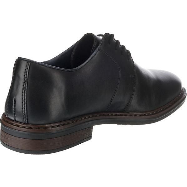 rieker, Business-Schnürschuhe, Gute schwarz  Gute Business-Schnürschuhe, Qualität beliebte Schuhe 9ee011