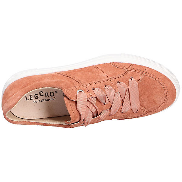 Legero Low Sneakers Sneakers orange Low Legero orange Legero 7Afwv1xn