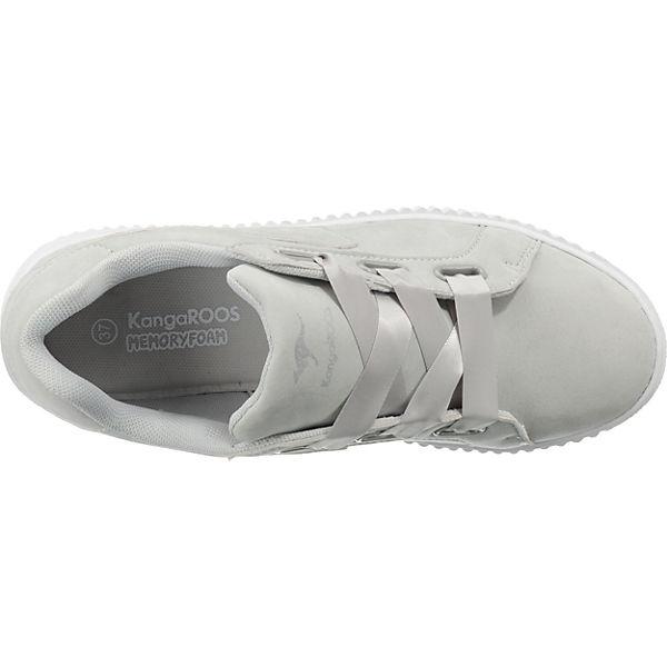KangaROOS, Sneakers Sneakers Sneakers Low, grau   020fee