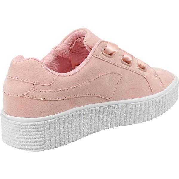 KangaROOS, Sneakers Low, Low, Sneakers rosa   740522