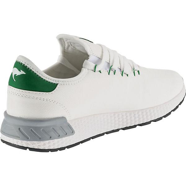 KangaROOS, Sneakers Low, weiß-kombi     161979