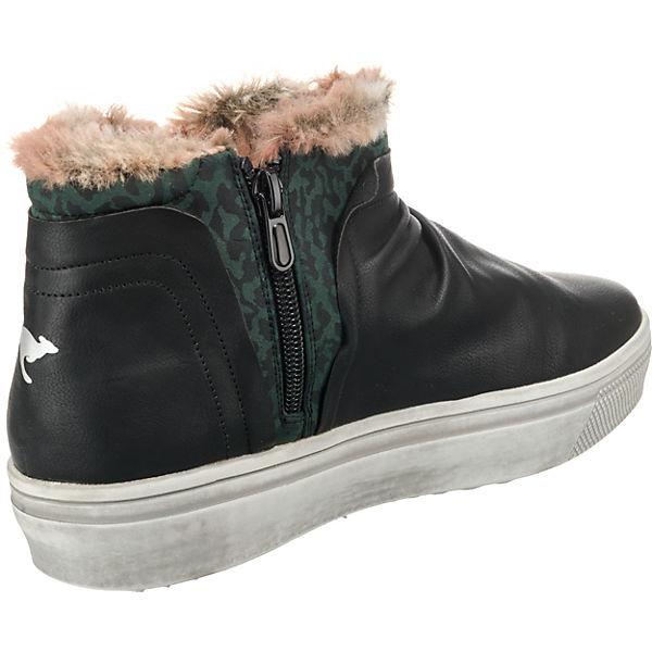 KangaROOS, Winterstiefeletten, schwarz Schuhe  Gute Qualität beliebte Schuhe schwarz 252326