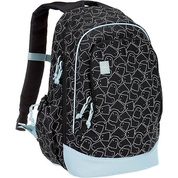 Schulrucksack 4Kids, Big Backpack, Spooky black