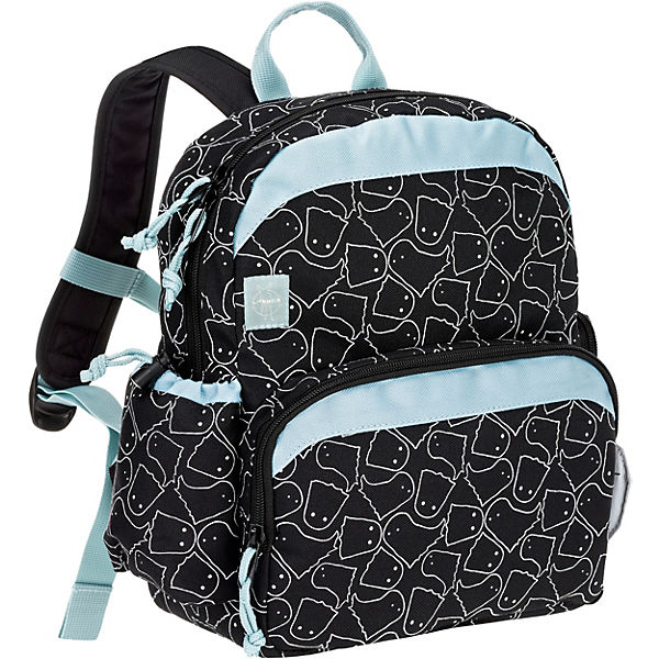 Kindergarten-Rucksack 4Kids, Medium Backpack, Spooky black