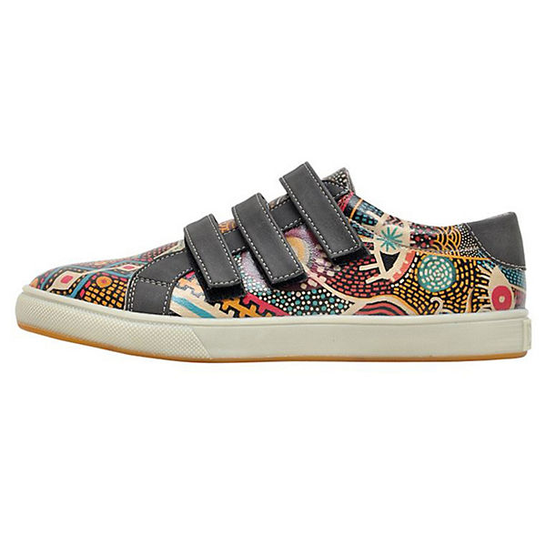 Cross Color Explosion Sneakers Low