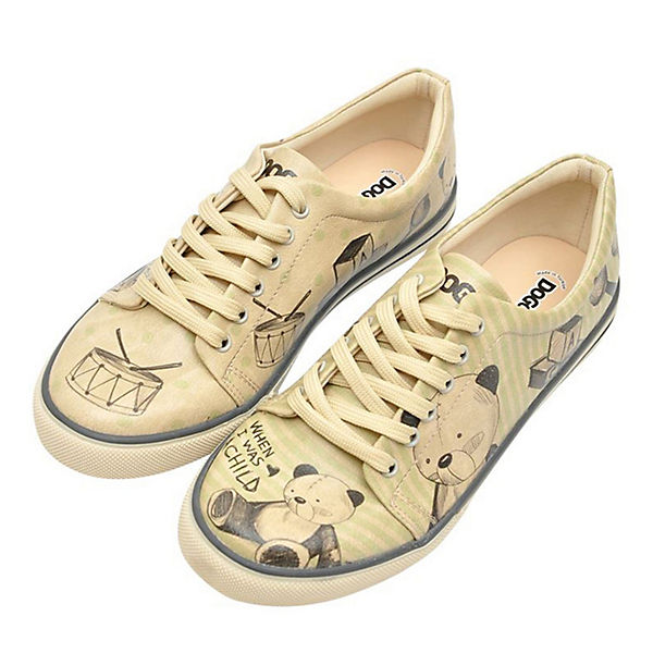Dogo Shoes, When I Low, was a Child Sneakers Low, I mehrfarbig  Gute Qualität beliebte Schuhe 484e45