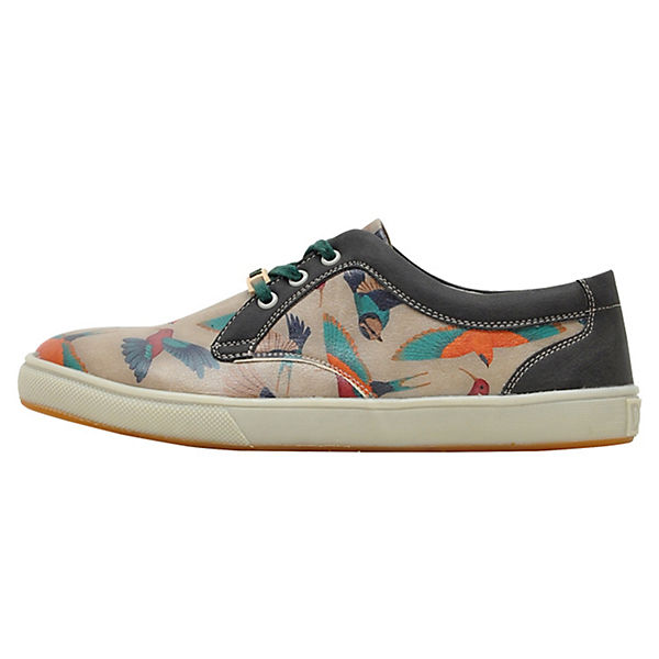 Cord Avian World Sneakers Low
