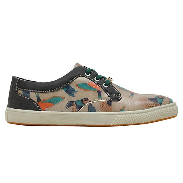 Dogo Shoes, Cord Avian World Sneakers Low, mehrfarbig mehrfarbig mehrfarbig  Gute Qualität beliebte Schuhe 7edb49