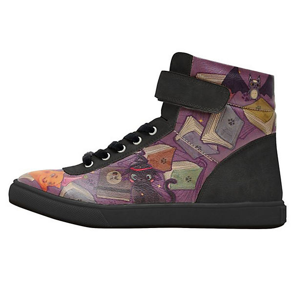 Wavy Story Time Sneakers High