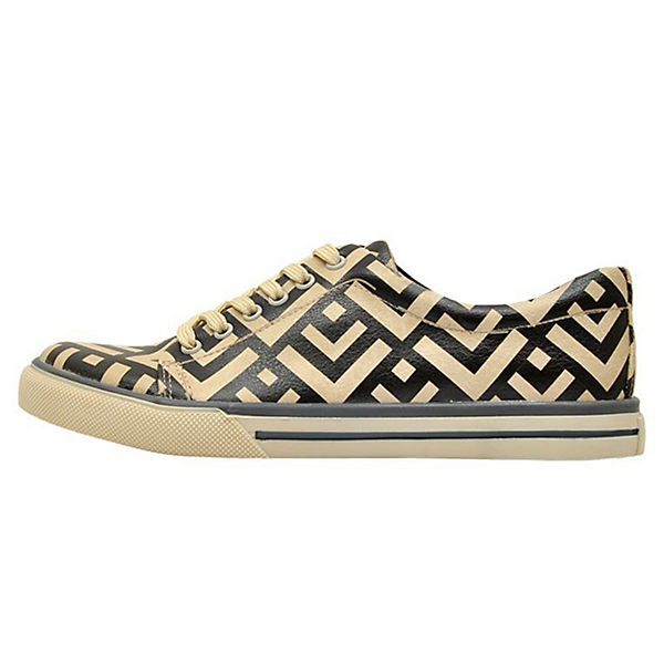 Fiction mehrfarbig Dogo Shoes Sneakers Low vw5WYpq
