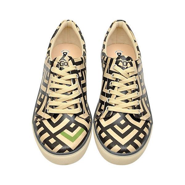 Dogo Shoes, Fiction Sneakers Qualität Low, mehrfarbig  Gute Qualität Sneakers beliebte Schuhe d0adfc