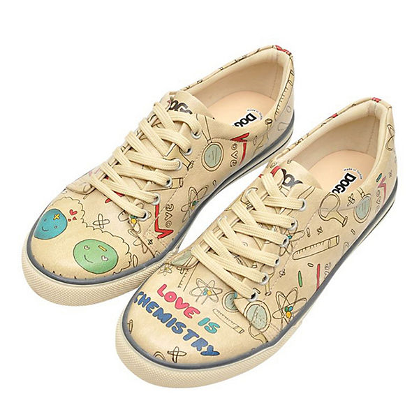 Sneakers is Shoes Love Dogo Low mehrfarbig Chemistry wxp1wfIn