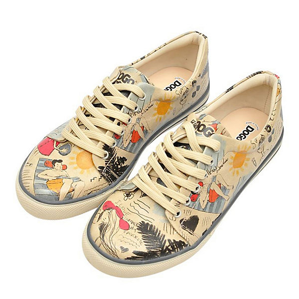 Low I Summer Dogo mehrfarbig Love Sneakers Shoes 0nUBRB8