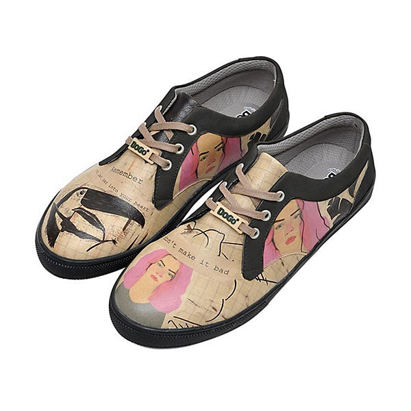 Shoes Cord Sneakers mehrfarbig Dogo Your Heart Into Low ST5xgnqdwg