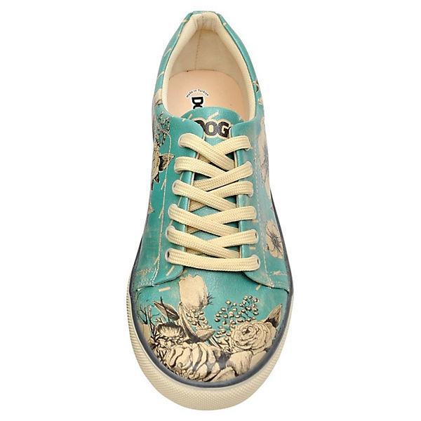 Dogo Shoes, Bouquets Sneakers Low, mehrfarbig  Gute Qualität Qualität Qualität beliebte Schuhe de794c