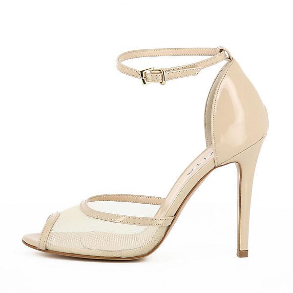 ALESSANDRA Pumps beige Evita Shoes Peeptoe 6qRpCPx5