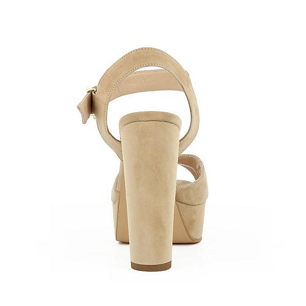 Evita Shoes, LANA Plateau-Sandaletten, beige  Gute Qualität beliebte Schuhe