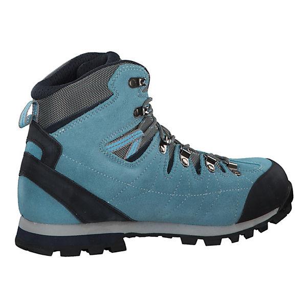 CMP, Trekkingschuhe Arietis WP mit VIBRAM-Sohle Wanderstiefel, Wanderstiefel, Wanderstiefel, blau/grün  Gute Qualität beliebte Schuhe 37852a