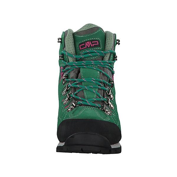 Wanderstiefel WP Arietis Trekkingschuhe VIBRAM mit Sohle CMP grün qBUEYxn