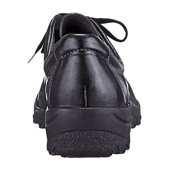 CAPRICE, Klassische Halbschuhe, schwarz schwarz Halbschuhe,   0a315f