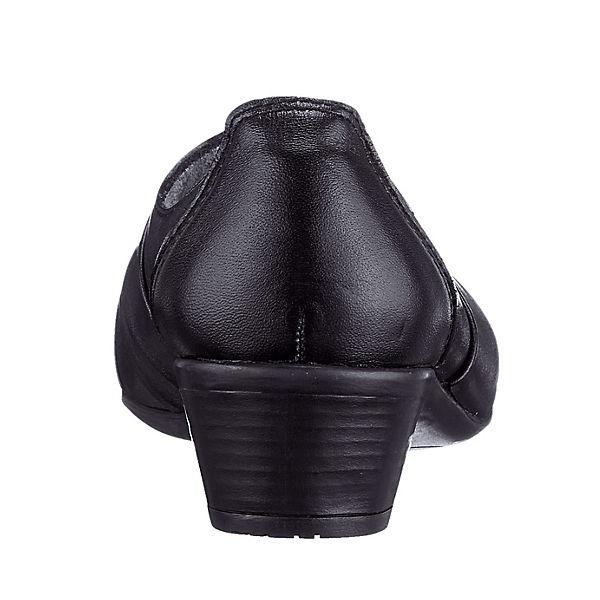 Naturläufer, Klassische Slipper, schwarz Schuhe  Gute Qualität beliebte Schuhe schwarz d319ee