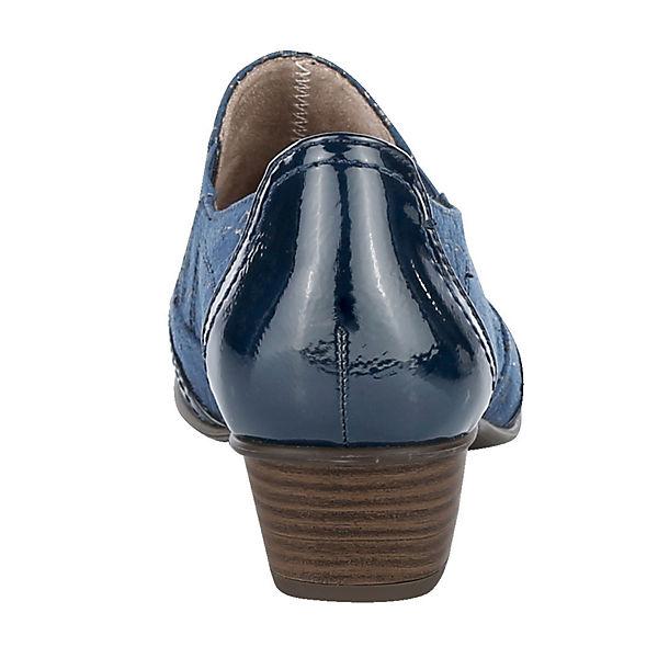 Softline, Klassische Pumps, dunkelblau  Schuhe Gute Qualität beliebte Schuhe  f3b3bd