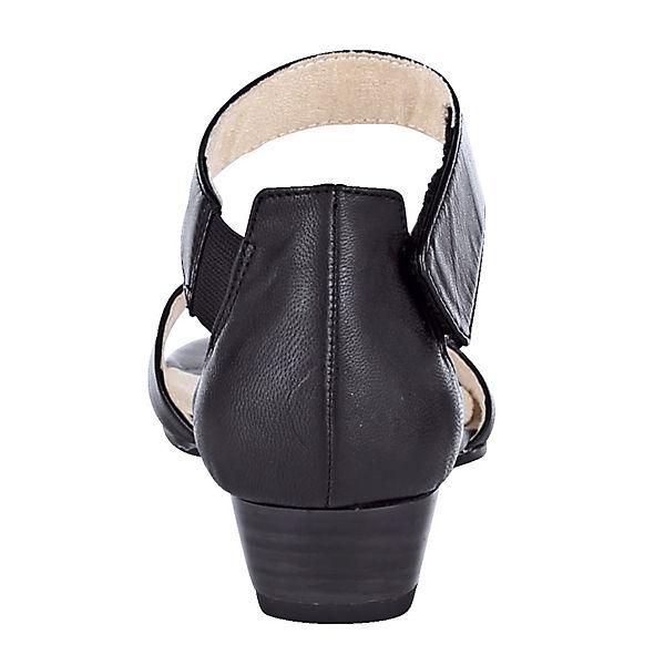 CAPRICE, Klassische Sandaletten, schwarz Schuhe  Gute Qualität beliebte Schuhe schwarz c96eff