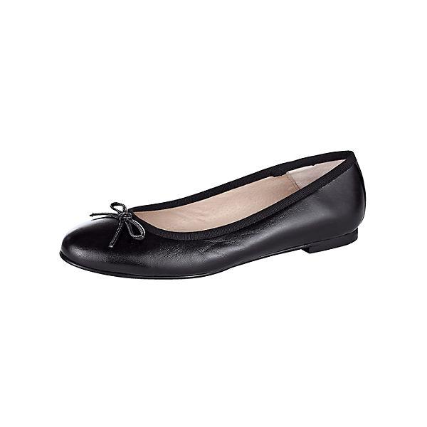 Wenz, Klassische Ballerinas, schwarz Schuhe  Gute Qualität beliebte Schuhe schwarz 9bf30f