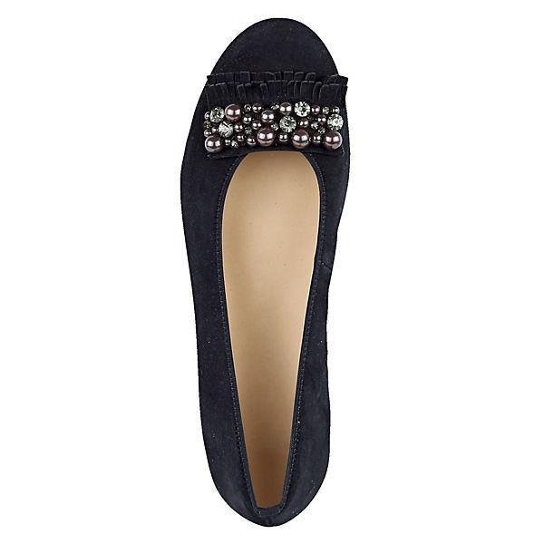 ara, Klassische Ballerinas, dunkelblau  Gute Qualität beliebte Schuhe
