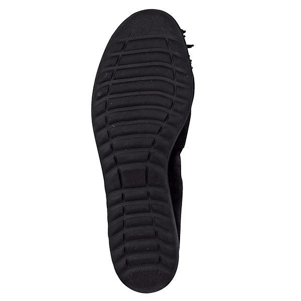 CAPRICE schwarz CAPRICE schwarz Faltbare Ballerinas CAPRICE Ballerinas Faltbare Faltbare schwarz Ballerinas 5Bwp0