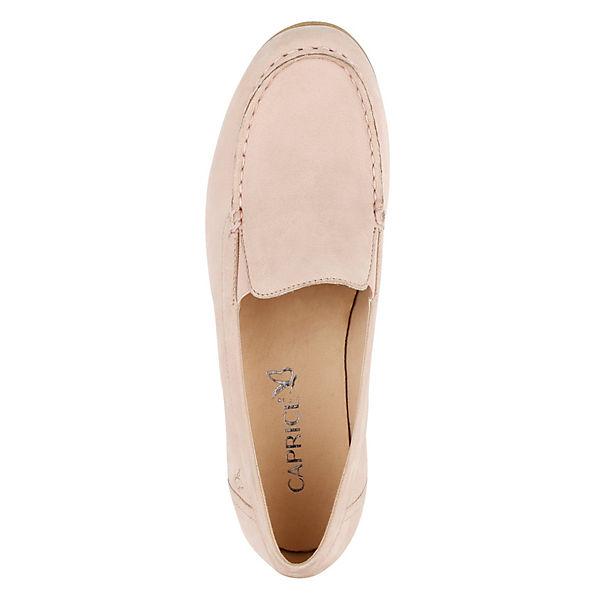CAPRICE,  Plateau-Pumps, rosa  CAPRICE, Gute Qualität beliebte Schuhe 386348