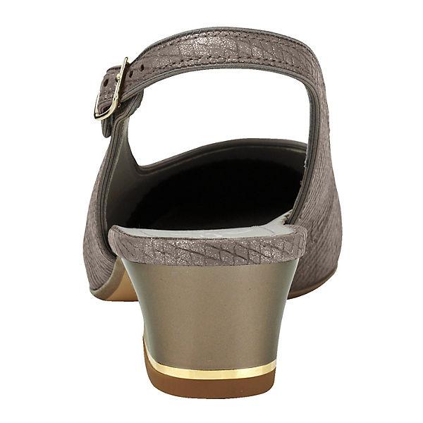 ara, Sling-Pumps, taupe Qualität  Gute Qualität taupe beliebte Schuhe f94227