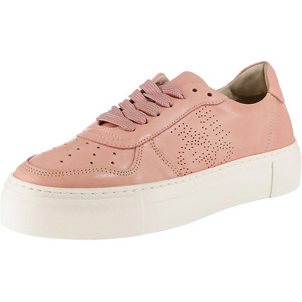 O'Polo Marc Marc apricot O'Polo Sneakers Sneakers Low apricot Low XqxwUWf