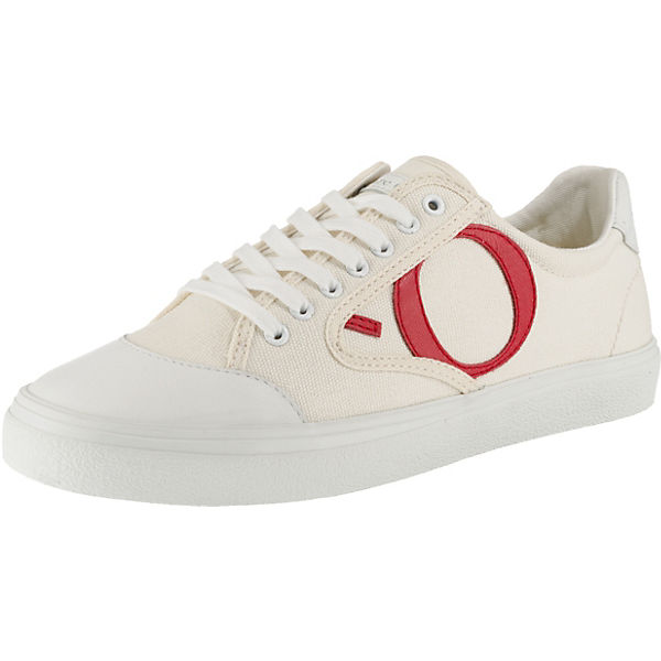 Sneakers weiß Low kombi Marc O'Polo Pw85xqz