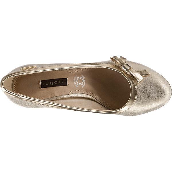 bugatti, Klassische Pumps, beige  Schuhe Gute Qualität beliebte Schuhe  4ccc73