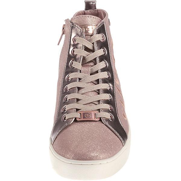 bugatti Sneakers High rosa bugatti rosa bugatti Sneakers Sneakers High High rpTSrqU