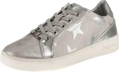 MJUS Trelly Sneakers Low blau / hellgrün / silber M6r7dquOYJ