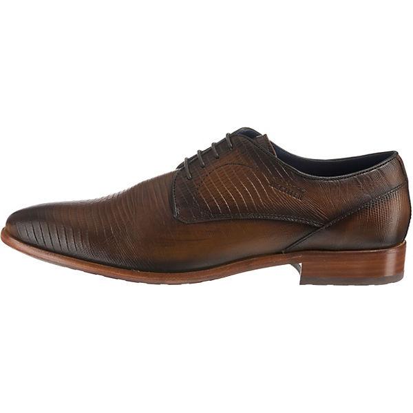 DANIEL HECHTER, Gute Business-Schnürschuhe, braun  Gute HECHTER, Qualität beliebte Schuhe 3a4992